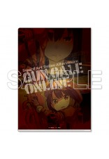 Sword Art Online Alternative Gun Gale Online Clear File Holder